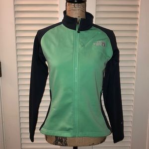 North Face Ladies Full Zip-front Jacket